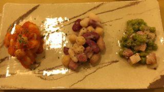 諏訪町のイタリアンda Nobo(ダノボ)で本格的なトスカーナ料理を楽しむ
