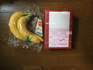 バナナと優待品比較
