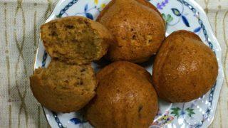 栗の粉で贅沢マロンケーキ