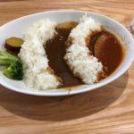 長崎県庁の食堂で本河内ダムカレー食べてきた