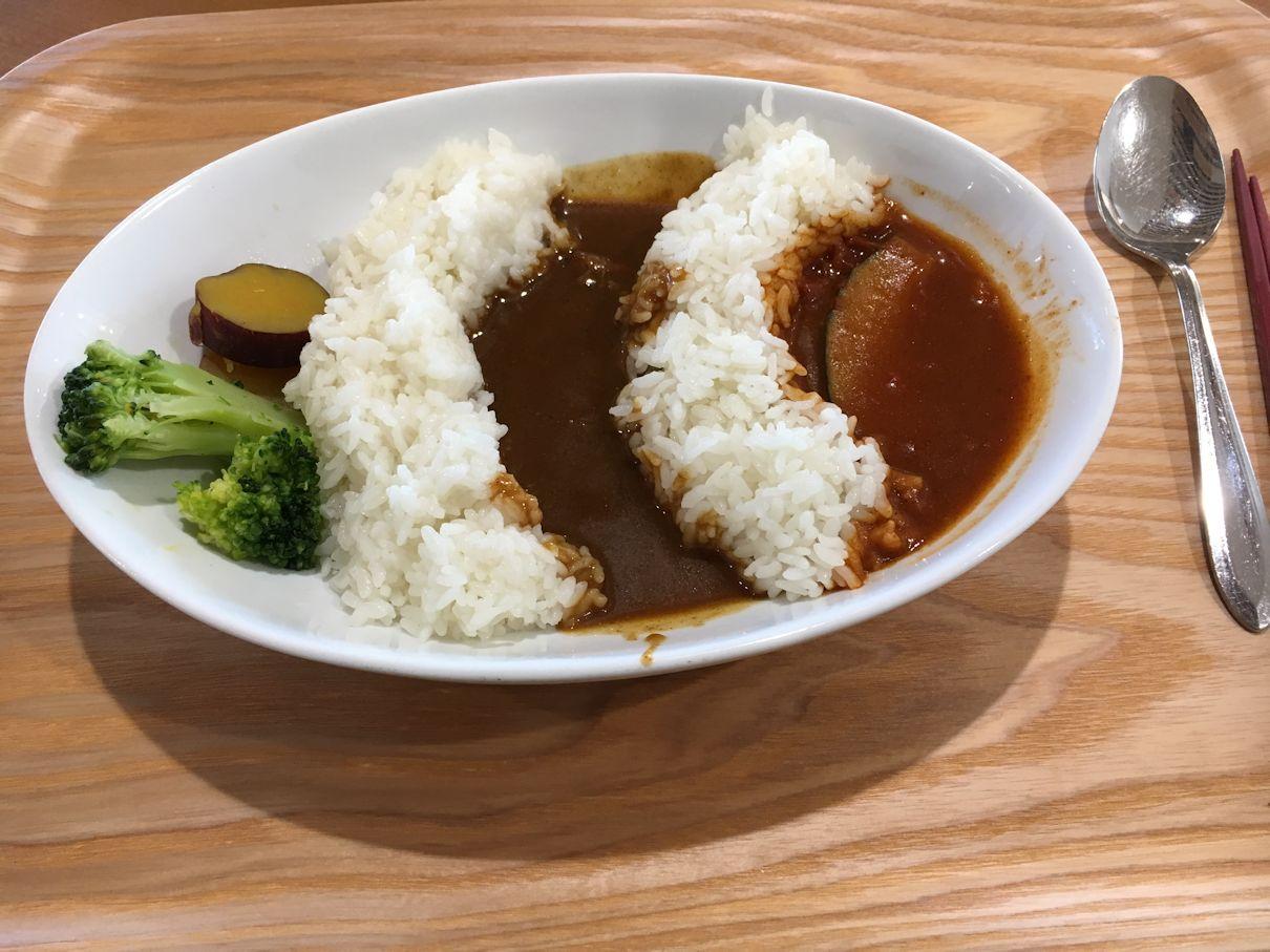 長崎県庁食堂