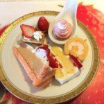 ホテルニュー長崎でストロベリー&スウィーツブッフェを満喫しました