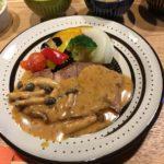 東長崎の長崎茶寮で和食ランチ