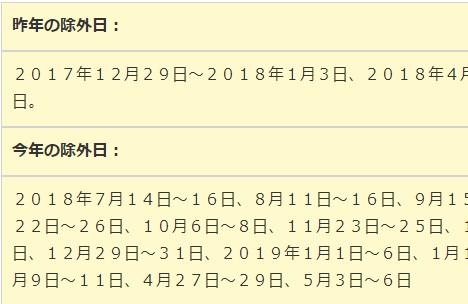 JR九州優待2018
