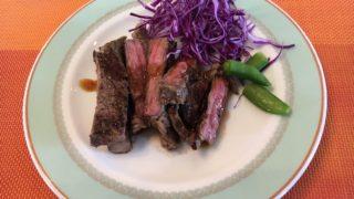 大村の長崎インターナショナルホテル「パセオ」でステーキ食べ放題