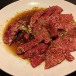 長与の「炭火焼肉あおい」は、最高に美味しい赤身肉を食べられる焼肉店